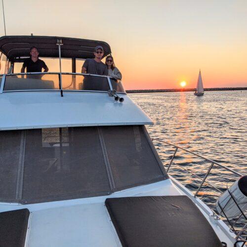 marina del rey sunset cruise