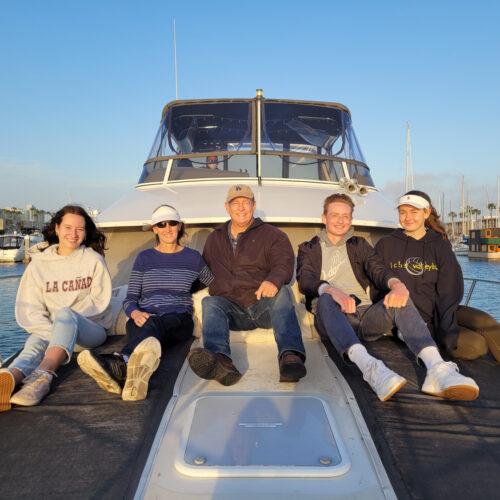 private yacht rental malibu