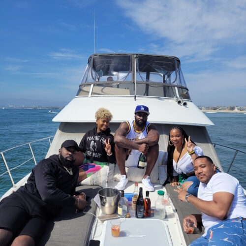private yacht rental los angeles
