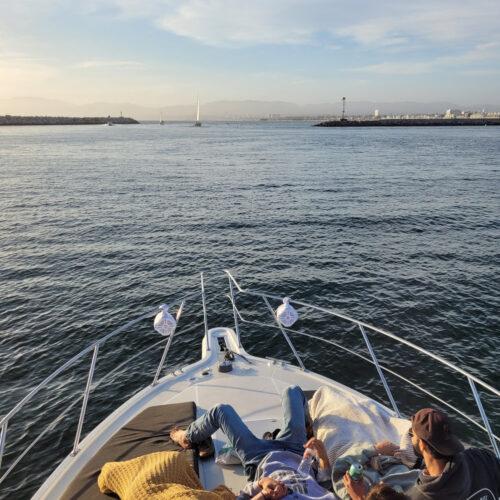 private yacht rental santa monica