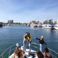 private yacht rental marina del rey