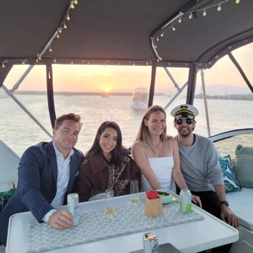 sunset yacht cruise los angeles